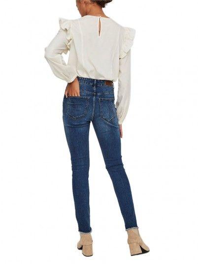 Jeans Woman Slim Jeans Vero Moda