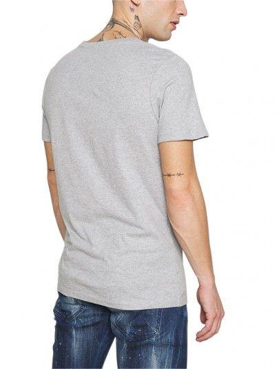 T-Shirt Homem Frenchie Jack Jones