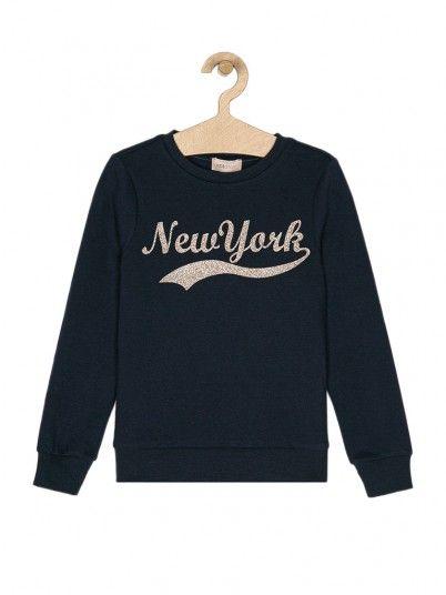 Sweatshirt Menina America Only