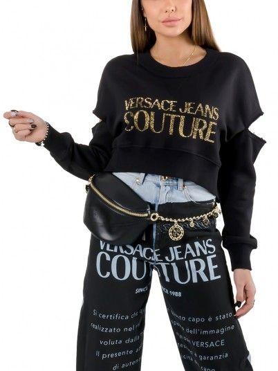 Sweatshirt Mulher Versace