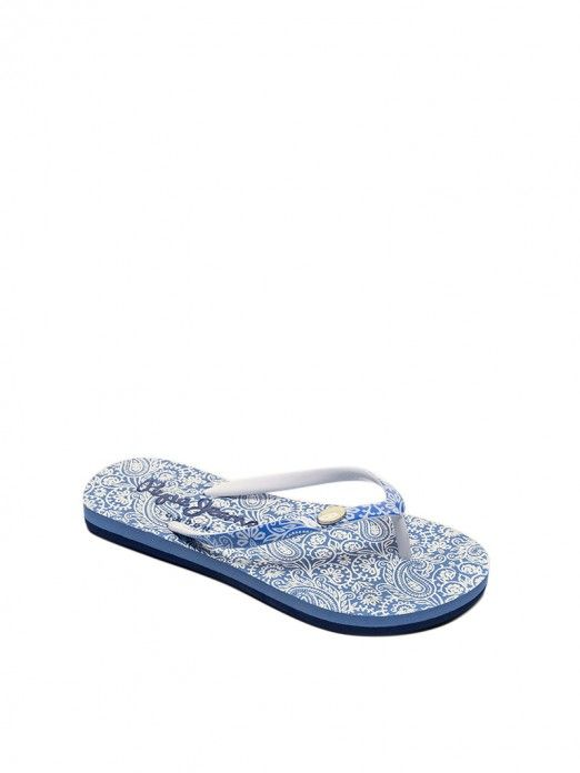 Flip Flops Girl Blue Pepe Jeans London