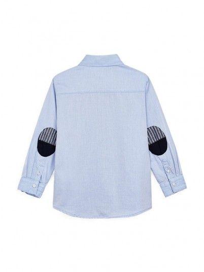 Camisa Manga Comprida Clássica Menino Mayoral