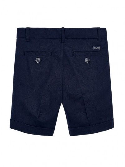 Pantalones Cortos Niño Azul Marino Mayoral