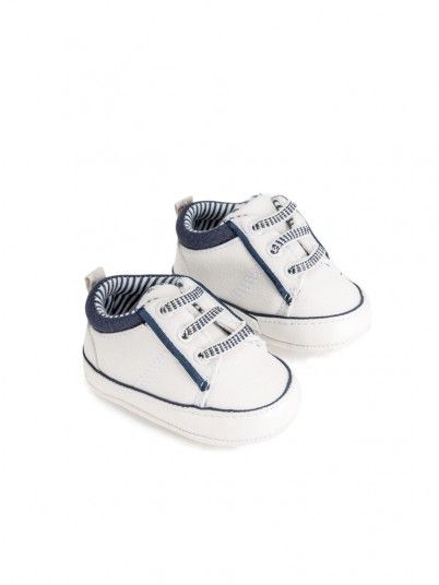 Sneakers Baby Boy White Mayoral