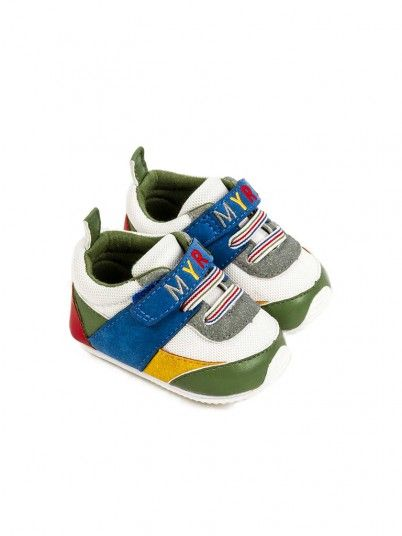 Sneakers Baby Boy Multicolor Mayoral