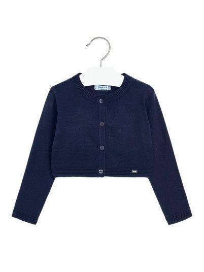 Jacket Girl Menina Navy Blue Mayoral