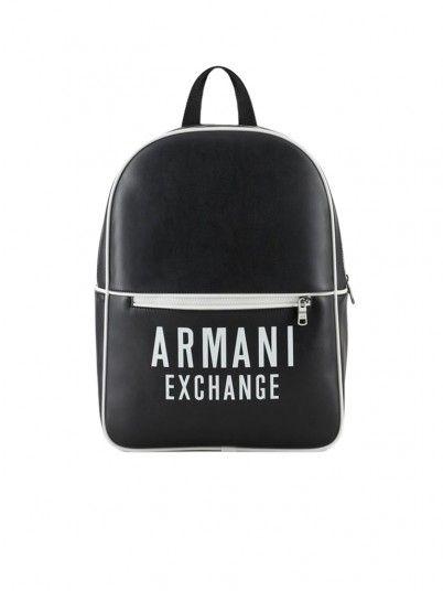 Schoolbag Man Armani Navy Blue Armani Exchange