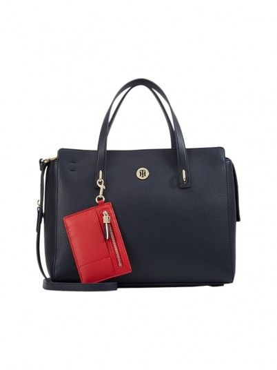 BOLSA MULHER CHARMING TOMMY JEANS