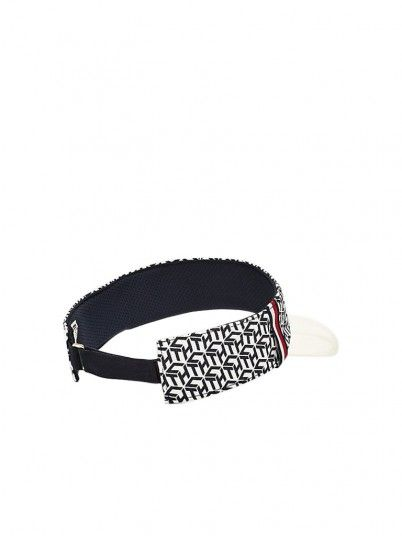 Sombrero Mujer Azul Tommy Jeans