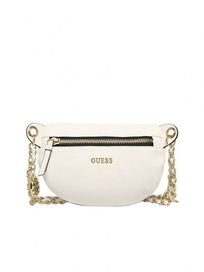 Handbag Woman White Guess