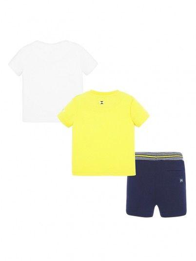 Set Baby Boy Peças Yellow Mayoral