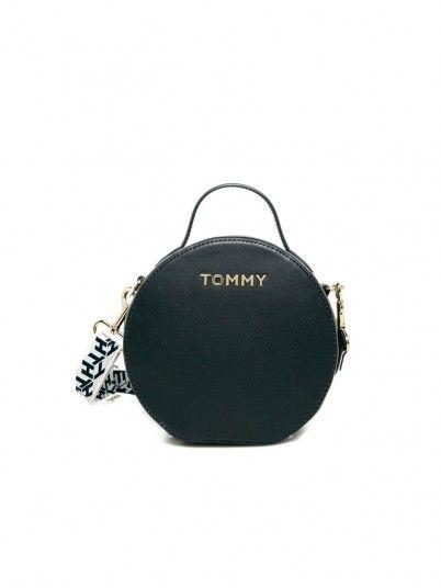 Handbag Woman Tommy Navy Blue Tommy Jeans Footwear