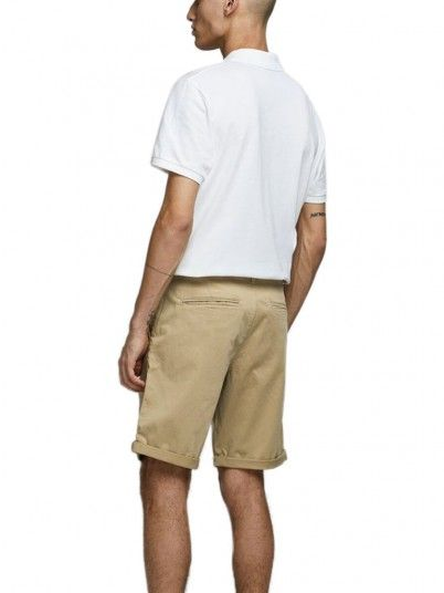 Shorts Man Bowie Beige Jack & Jones