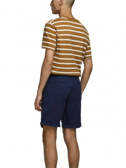 Shorts Man Bowie Navy Blue Jack & Jones