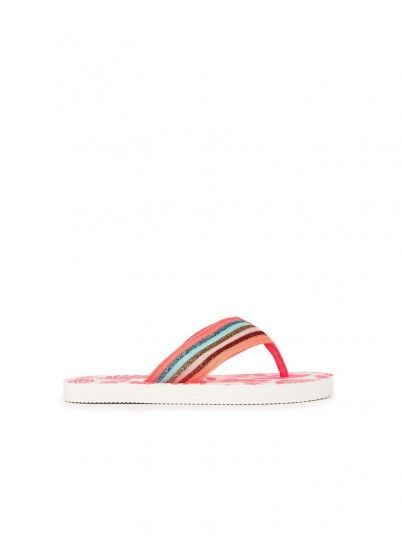 Flip Flops Girl Rosa Fuchsia Billie Blush