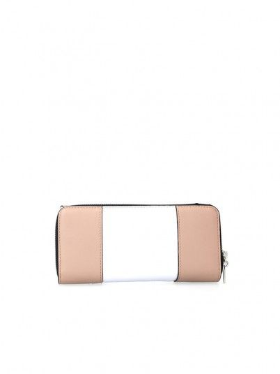 Wallet Woman Holly White Guess Acessórios