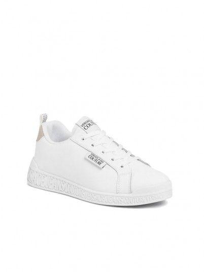 Sneakers Woman White Versace
