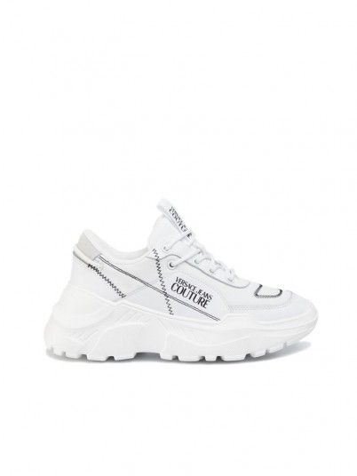 Sneakers Donna Bianco Versace