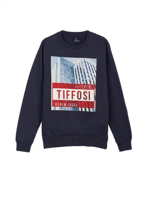 Sweatshirt Menino Hans Tiffosi