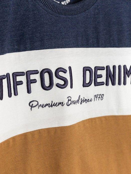 T-Shirt Menino Liam Tiffosi