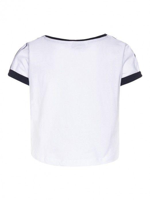 Camiseta Niña Marni Blanco Tiffosi Kids