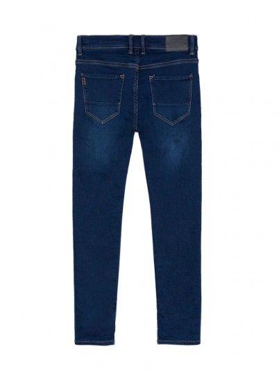 Pantalones Vaqueros Niño John_K315 Jeans Oscuros Tiffosi Kids