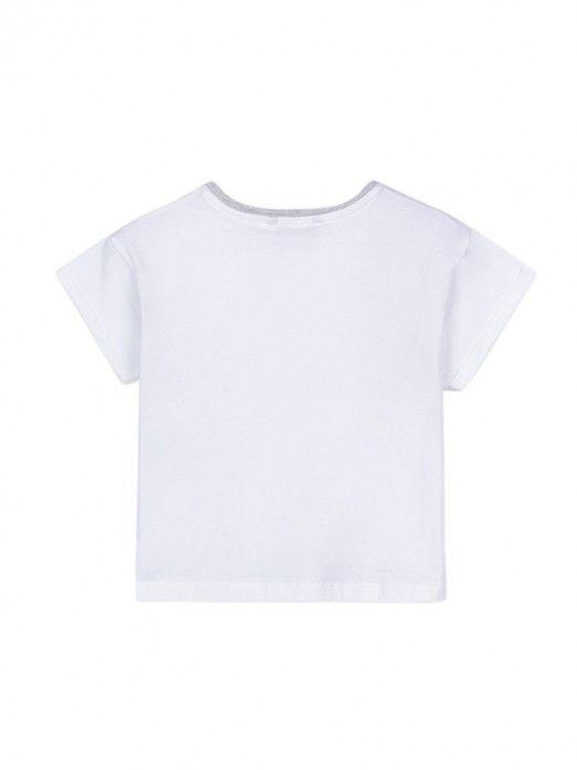 T-Shirt Menina Gisaas Tiffosi