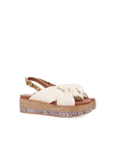 Sandalias Mujer Blanco Gioseppo
