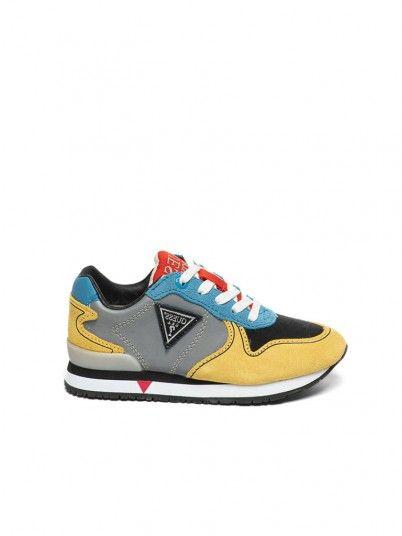 Sneakers Boy Glorym Multicolor Guess Kids