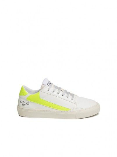 Sneakers Boy Luiss White Guess Kids