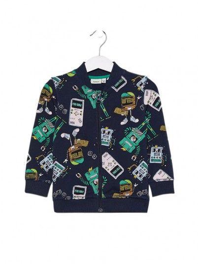 Jacket Boy Boboro Dark Blue Name It