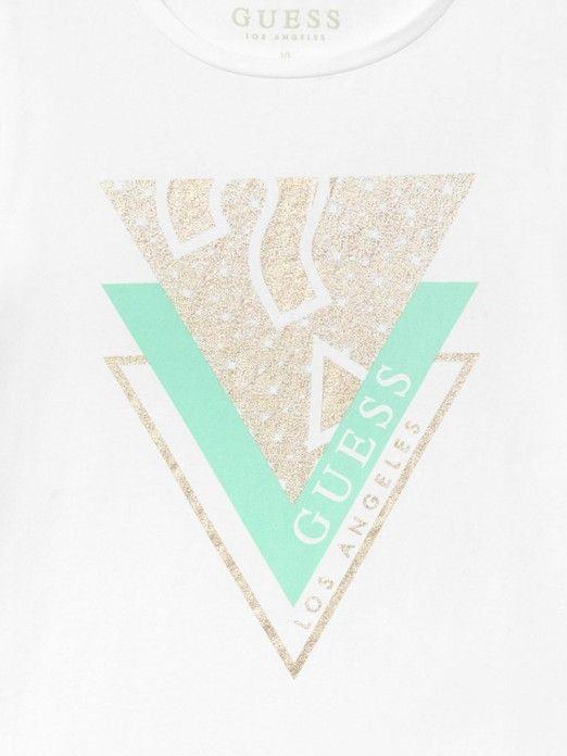 Guess Baby-M/ädchen Pullunder Ss T-Shirt