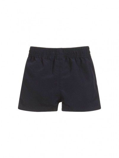 Shorts Boy Navy Blue Hugo Boss