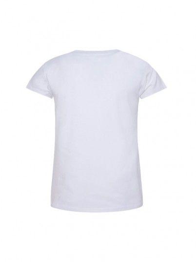 T-Shirt Menina Farrah Pepe Jeans
