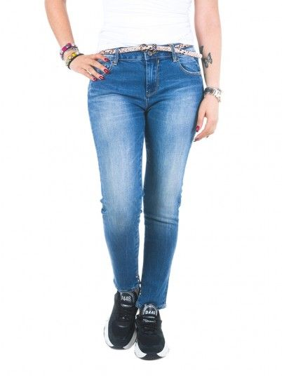Jeans Mujer Jeans Fracomina
