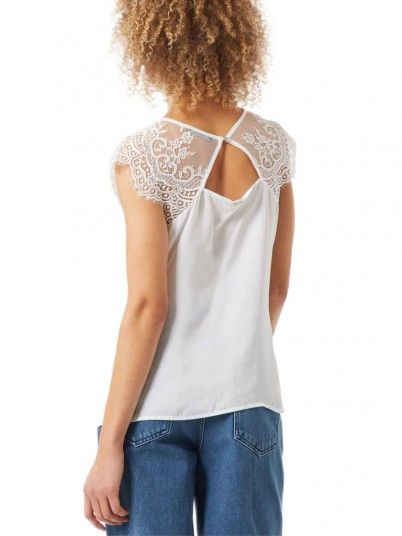 TOP MULHER ILIA GUESS