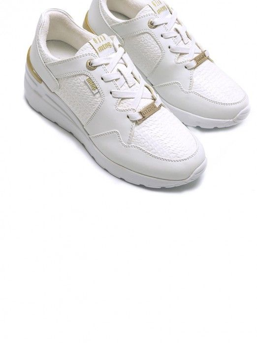 Sneakers Donna Bianco Mtng