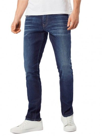 Jeans Uomo Jeans Scuri Tommy Jeans
