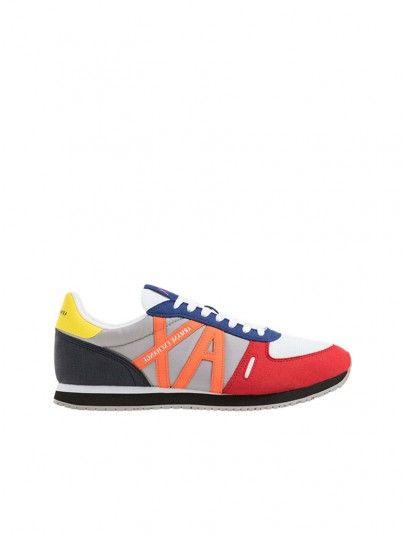 Sneakers Man Multicolor Armani Exchange