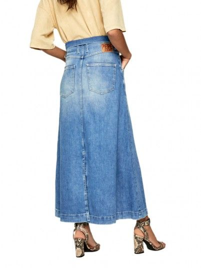 SAIA MULHER BELL PEPE JEANS