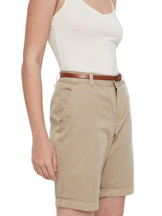 Shorts Woman Caki Vero Moda