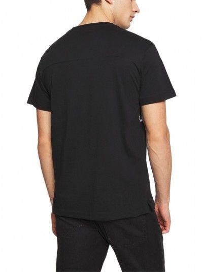 T-Shirt Man Black Calvin Klein