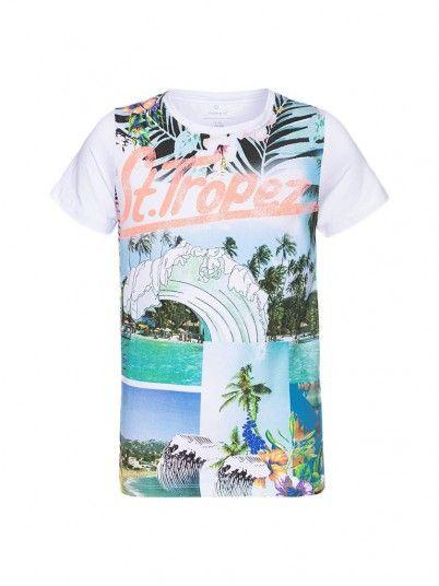 T-Shirt Boy Multicolor Name It