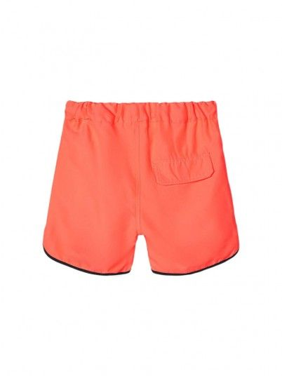 Shorts Boy Rose Name It