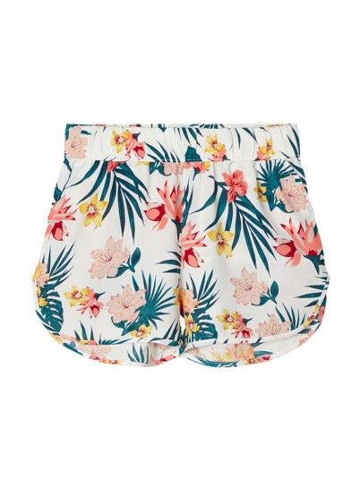 Shorts Girl Floral Name It