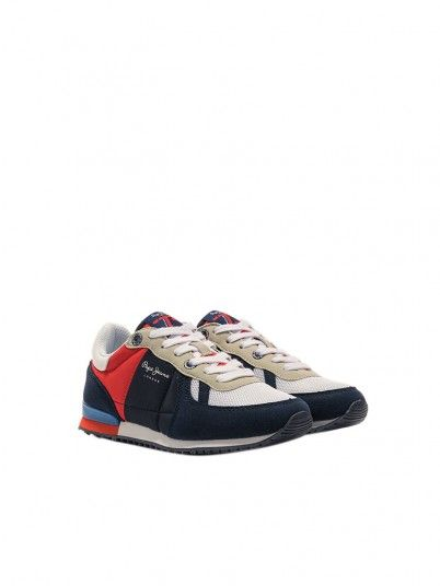 Sneakers Boy Sydney Multicolor Pepe Jeans Kids