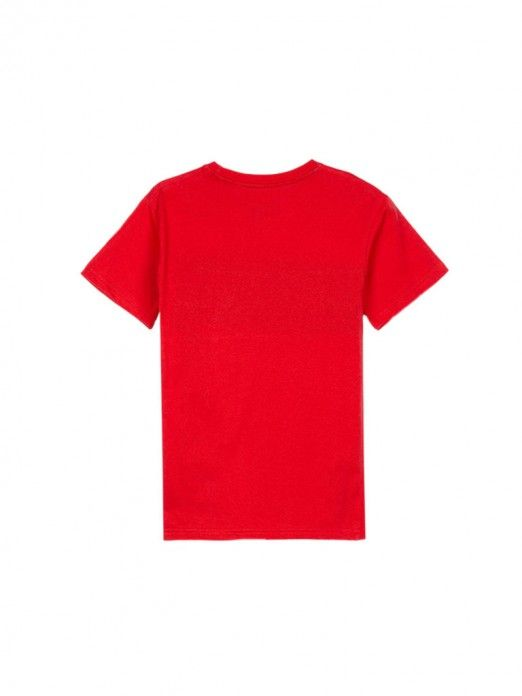 T-Shirt Boy Red Tiffosi Kids