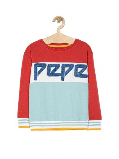 Sweatshirt Menina Evita Pepe Jeans