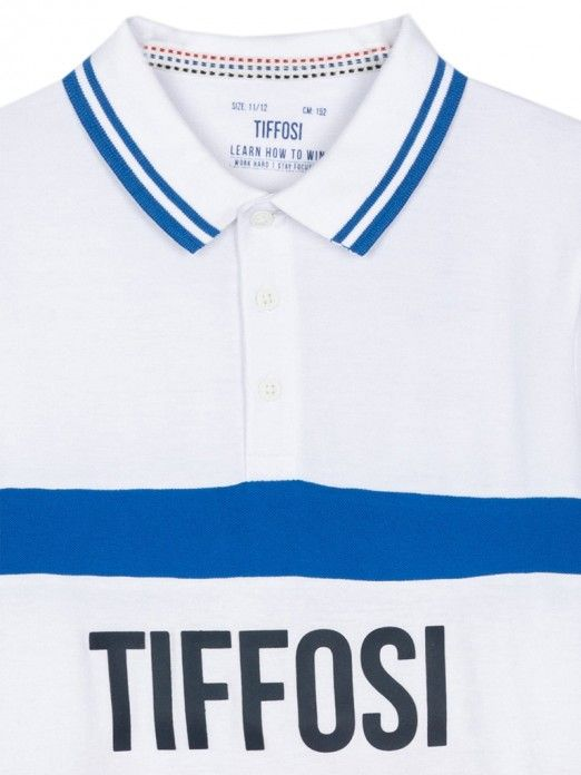 Polo Menino Vince Tiffosi