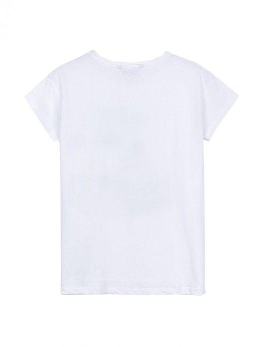 T-Shirt Menina Nora Tiffosi